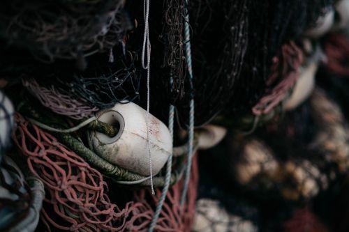 rope net tissue roll