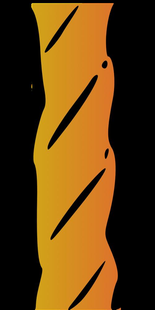 rope brown vertical