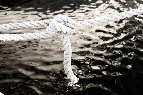 rope  fixing  node