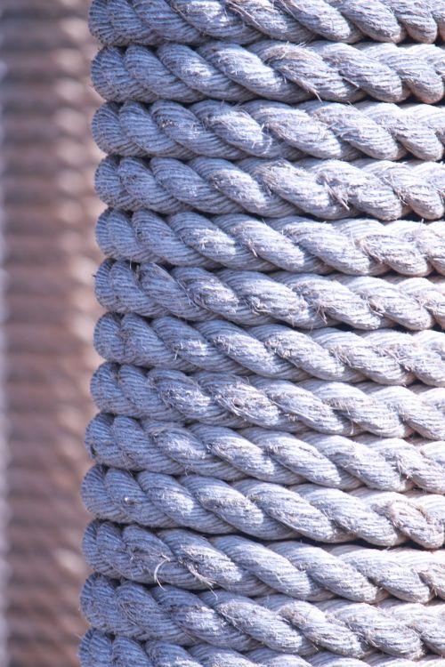 rope nautical marine