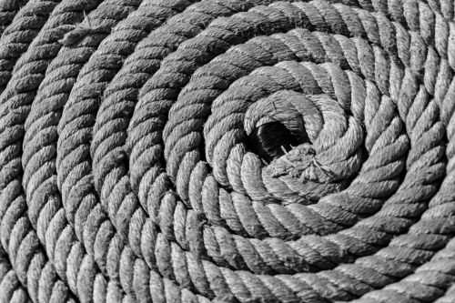 Rope Roll Background