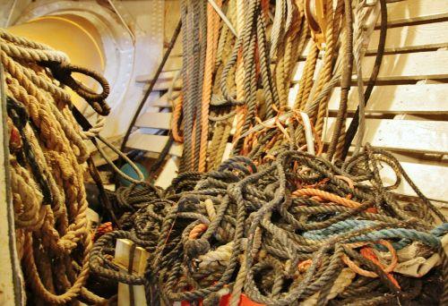 ropes rope cordage