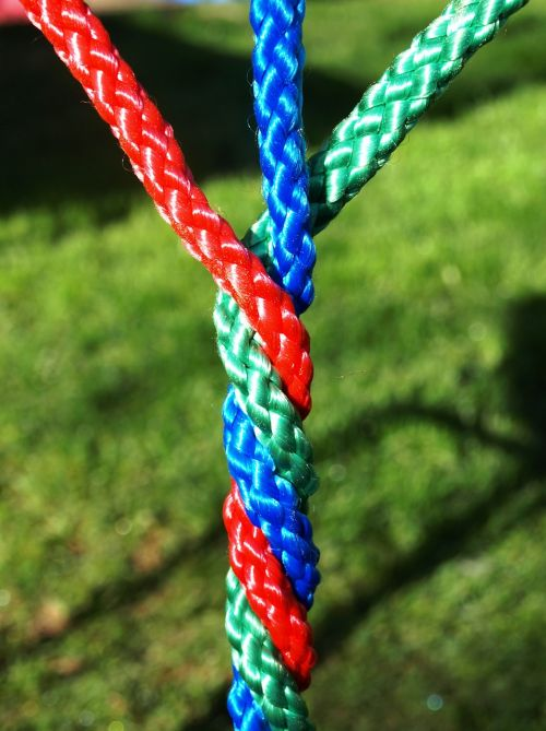 ropes color colorful