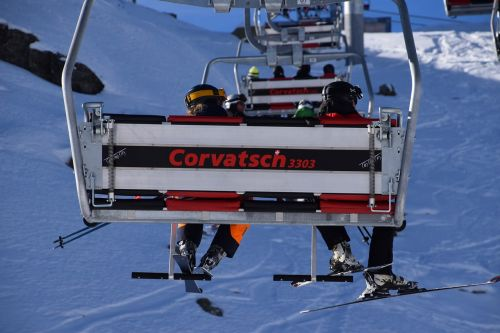 ropeway chairlift ski