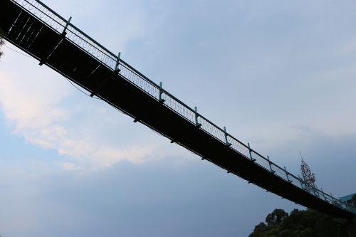 ropeway steel bridges bridge
