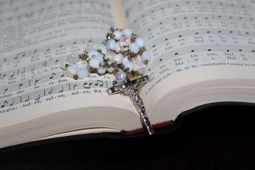 rosary prayer book hymnal