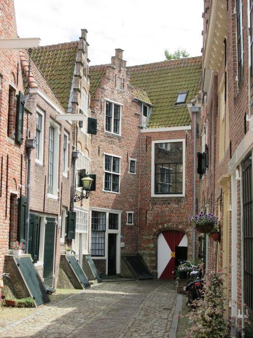 rose street city