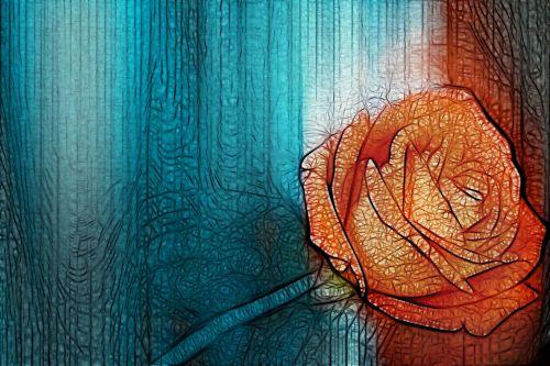 Rose In Pose 37