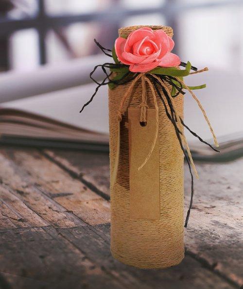 roses  crepe paper  crepe flower