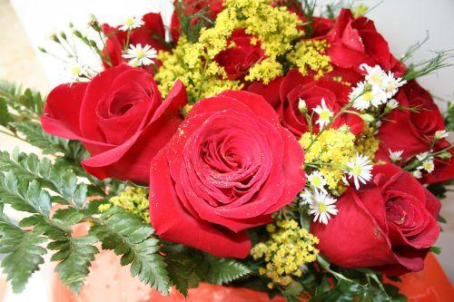 roses bouquet fix