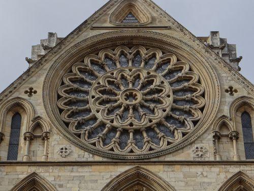 rosette church gothic