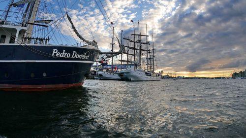 rostock hanse sail warnemünde
