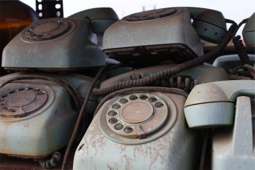 rotary telephones antiques