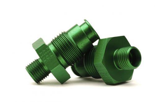 rotary part turn metal