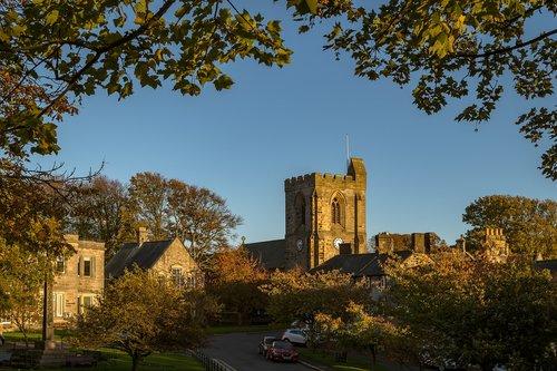 rothbury  church  city