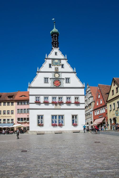 rothenburg of the deaf marketplace ratstrinkstube