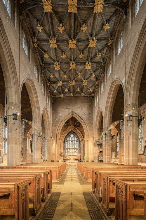 rotherham minster  church  abbey