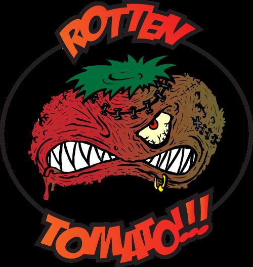 rotten tomato mean