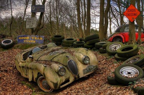 rotten  car  accident