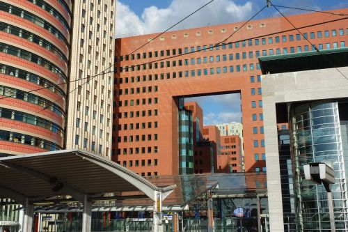 rotterdam architecture building