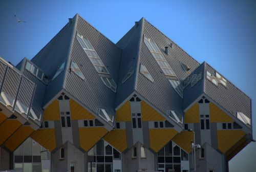 rotterdam cube houses real estate