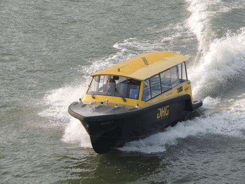 rotterdam boat taxi
