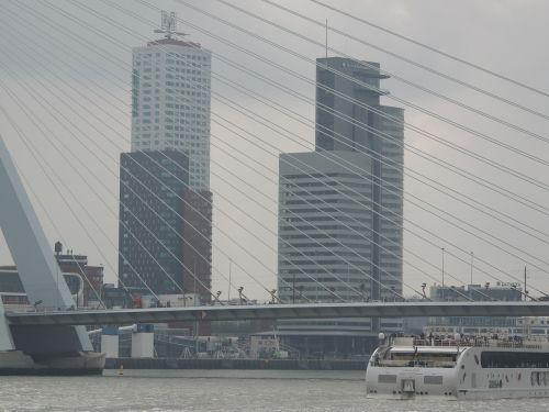 rotterdam city tower