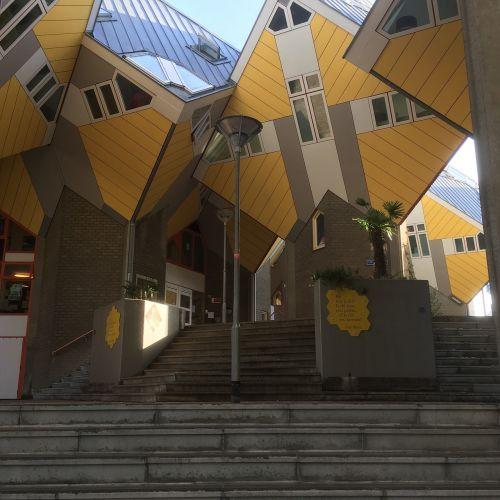 rotterdam cube architecture