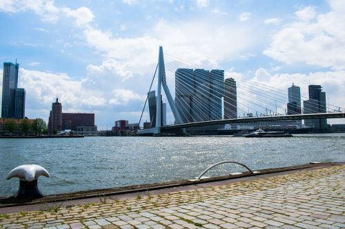 rotterdam bridge architecture