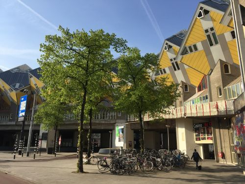 rotterdam homes architecture