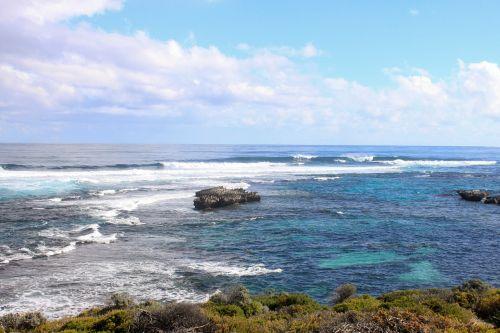 rottness island perth sea