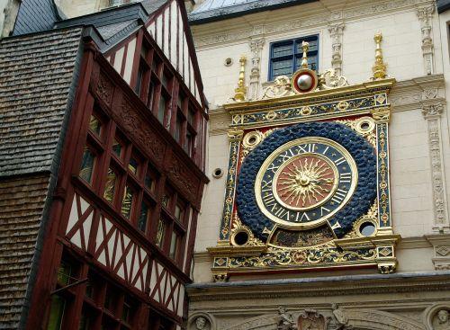 rouen normandy dial