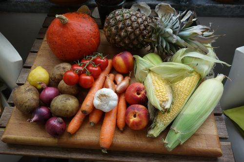 roughage fruit and vegetables thanksgiving