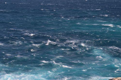 vandenynas, grubus, neramumas, išsipūsti, roughish ocean 1