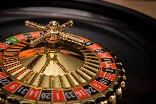 roulette casino black
