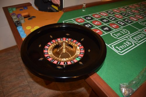 roulette play casino