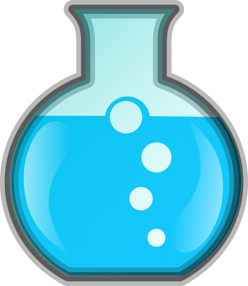 round-bottom flask laboratory science