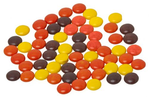 round candies candy sweets