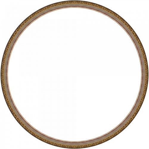 Round Frame 33