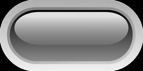 rounded led black