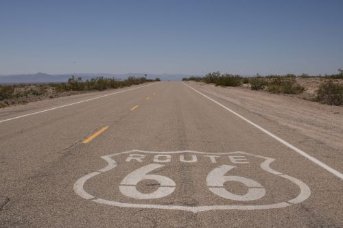 route 66 road 66