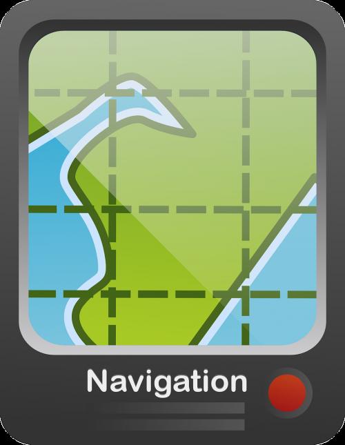 route guidance system navigation satnav