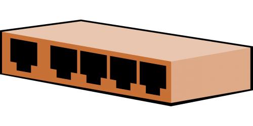 router switch hardware