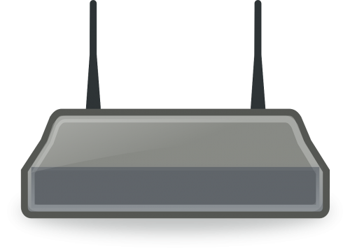 router network switch network