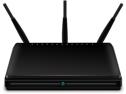 router wireless network