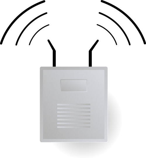 router wifi wireless connector