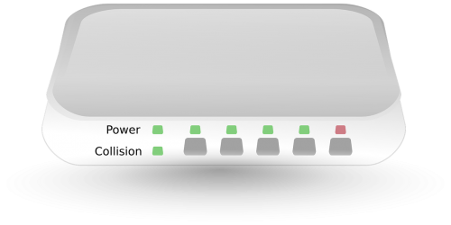 router switch hub