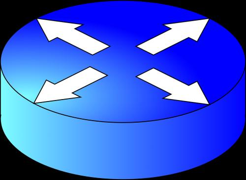 router logo symbols