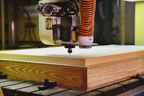 router core manufacturing