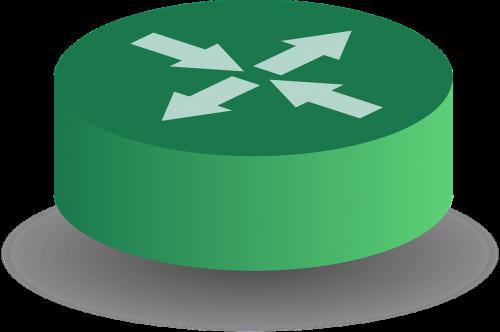 router diagram symbol